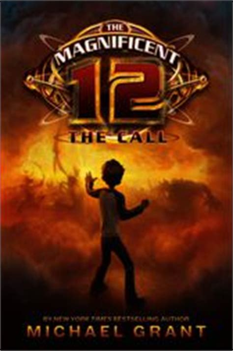 the magnificent 12 the call ebook by michael grant 9780062007971