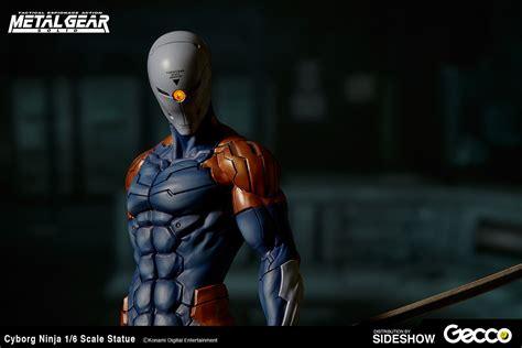 Metal Gear Solid Cyborg Ninja Statue By Gecco Co