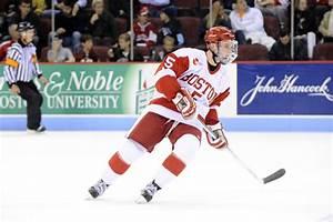 BU's Hometown Hockey Star | BU Today | Boston University