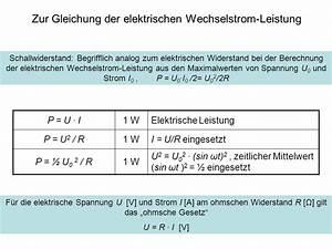 Leistung Berechnen Wechselstrom : elektrische leistung wechselstrom lichtschalter beschriftung ~ Themetempest.com Abrechnung