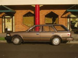 1986 Nissan Maxima - Overview