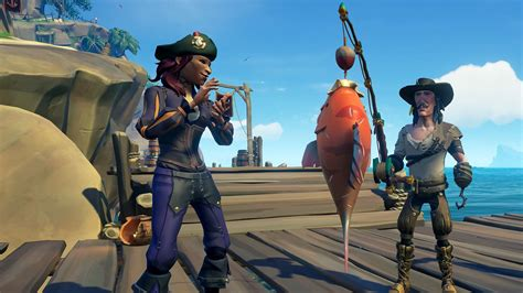 sea  thieves fishing guide   fish types  selling