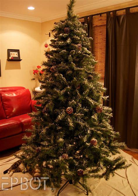 epbot diy upgrade   christmas tree