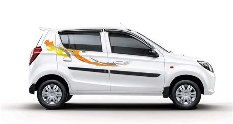 Limited Edition Maruti Alto 800 'Onam' launched in India ...