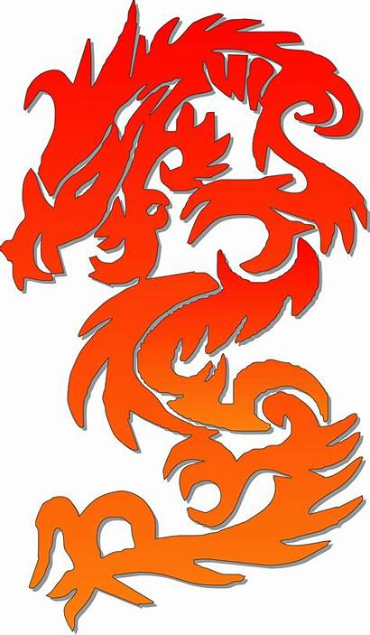Chinese Dragon Clipart Designs Cliparts Clip Dragons