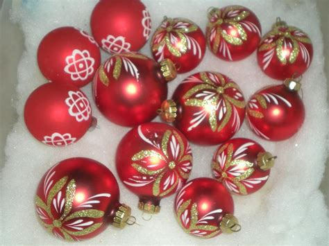 miscellaneous vintage christmas tree ornaments for sale