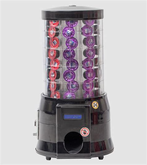 bureau 100 cm distributeur pour capsules café clenport