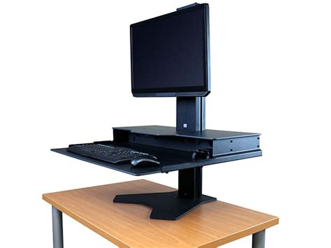 Rightangle Helium Standing Desk Converter Review
