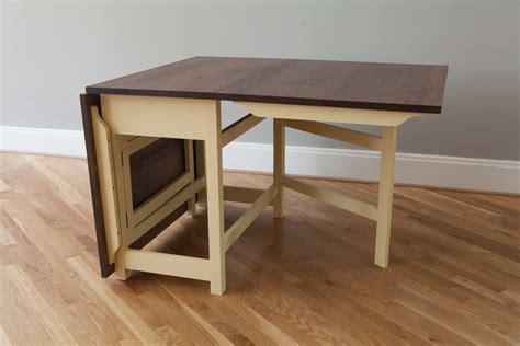 ikea gateleg table sold lost art press