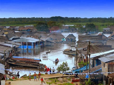 iquitos peru gateway to the amazon river a photo on