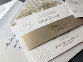 fancy wedding invitations press wedding invitations
