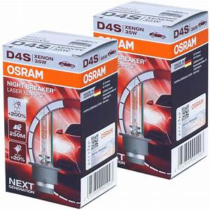 Osram Xenarc Night Breaker : osram d4s 66440xnl night breaker laser xenarc next ~ Kayakingforconservation.com Haus und Dekorationen