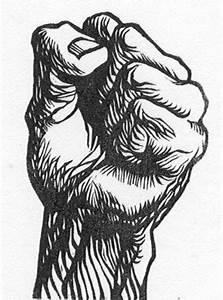 FREEDOM EDEN: Wisconsin Labor Fist