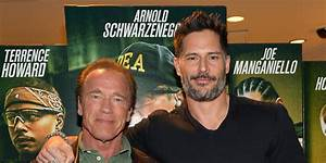 Arnold Schwarzenegger Brother Images - Reverse Search