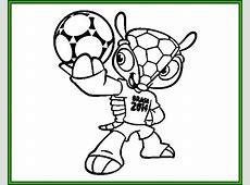 Geniales imagenes de futbol para colorear Imagenes de Futbol
