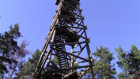 Poltrona A Dondolo Tower Wood : Wood Tower In Kr�slava Town In Latvia Travel With