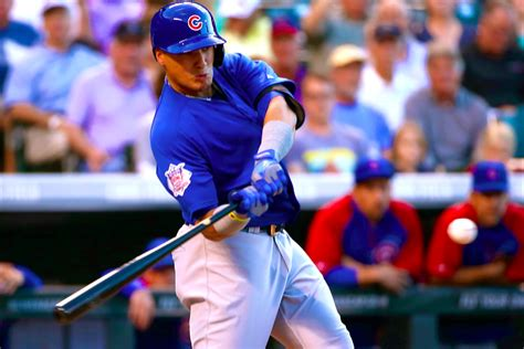 javier baez proves hes ready  big mlb stage  game