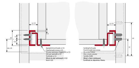 montage tiroir cuisine ikea comment changer des coulisses de tiroir le montage du