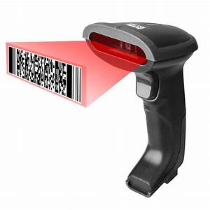 NuScan 5100U NuScan 5100 2D Barcode Scanner Adesso
