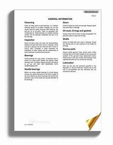 Case Loader 721d Repair Manual