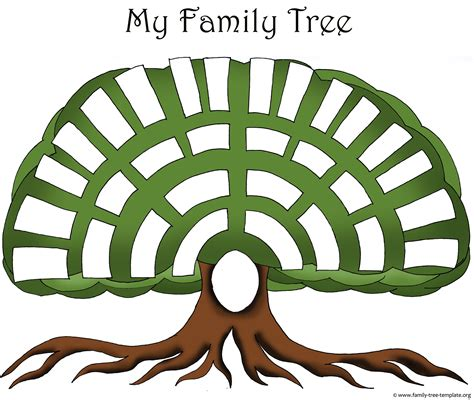 In family history 101 (family tree books), beginning genealogy instructor marcia d. Family Tree Templates & Genealogy Clipart for Your Ancestry Map