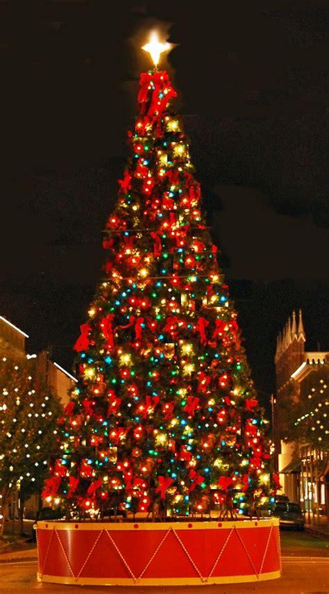 30 beautiful christmas tree wallpapers