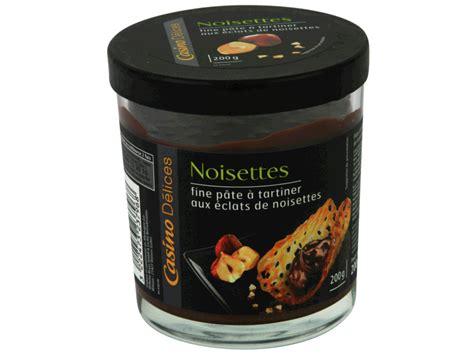pate a tartiner aux eclats de noisettes tous les produits miels p 226 tes 224 tartiner prixing