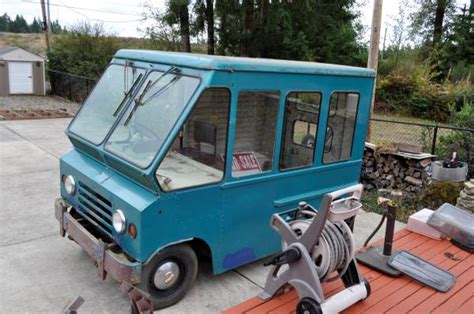 jeep mail van inspiration for my quiet place everywhere 1965 kaiser