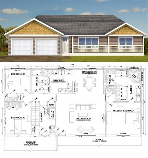 kirkwood wardcraft homes floorplan  modular built homes      foyer
