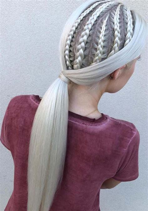 Our most amazing and adorable ideas of braid styles for