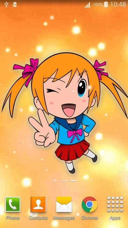 Anime Chibi Live Wallpaper - anime chibi live wallpaper apk free