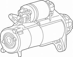 Saturn Ls1 Starter Motor  Liter  Dohc  Sedan