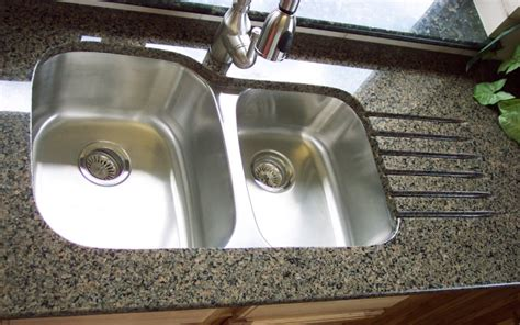 corian kitchen sinks undermount fluted drainboard into solid surface countertops kitchen 5811