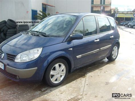 scenic 1 9 dci 120 renault scenic ii 1 9 dci 120 confort expression 2005 renault scenic ii 1 9