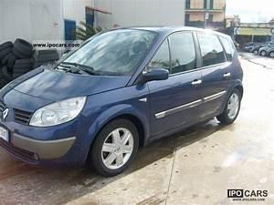 Renault Scenic 2004 : 2004 renault sc nic 1 9 dci dynamique luxe car photo and specs ~ Medecine-chirurgie-esthetiques.com Avis de Voitures