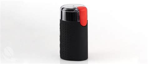 Do not overlook this as a feature. Bodum Bistro Blade Coffee Grinder Black   Coffee grinder ...