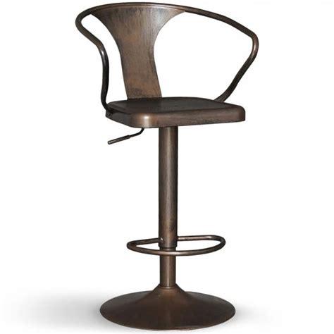 chaise de bar metal tabouret de bar design chaises de bar pas cher declik