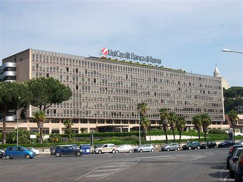Unicredit Sede Legale File Roma Eur Sede Unicredit Co Lungo Jpg Wikimedia
