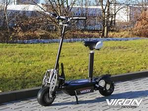 Scooter Roller Elektro : elektro roller viron e scooter mit 800 watt elektromotor ~ Jslefanu.com Haus und Dekorationen