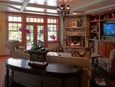 Bookcases With Sliding Glass Doors Cozy Living Rooms With Corner Fireplace Concept Ideas Abpho