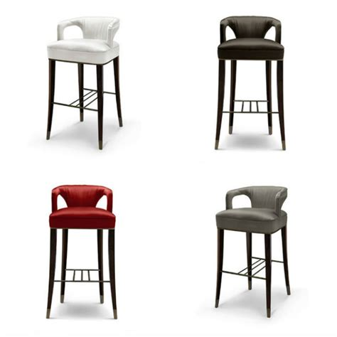 contemporary kitchen chairs new contemporary counter stools for your kitchen by brabbu