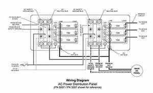 Blue Sea Systems 8411 Panel 120 Volt Ac 8 Position Horizontal