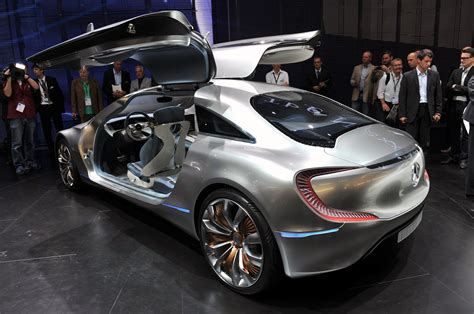 Mercedes Benz F 125 Concept Imgenes Y Datos Lista De