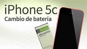 iPhone 5c cambiar bateria: Guia y FAQ YouTube