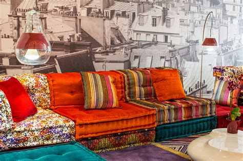 moroccan floor pillows diy roche bobois opens a second store in manhattan the