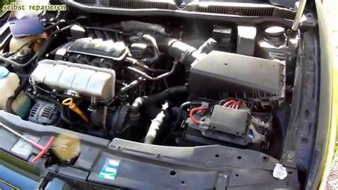 golf 4 motor z 252 ndspule wechseln ignition coil replacement golf 4 iv jetta mk4 passat bora 2 0 azj motor