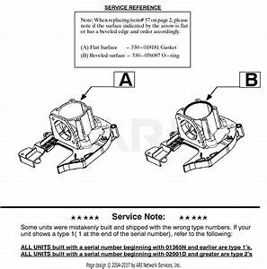 Poulan Pe550 Gas Edger Type 1 Parts Diagram For Service