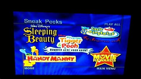 Mickey Mouse Clubhouse Storybook Surprises Dvd Menu
