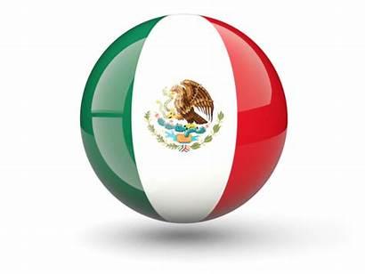 Mexico Icon Sphere Flag Country Usa Non