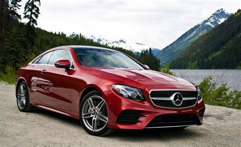 Presented in these two videos are the coupe in amg e53 flavor and the droptop in a benz specification. 2018 Mercedes-Benz E400 Coupe Review - AutoGuide.com